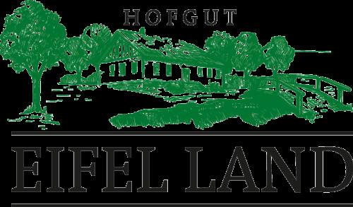 Logo_HofgutEifelland_schwarzeTypo